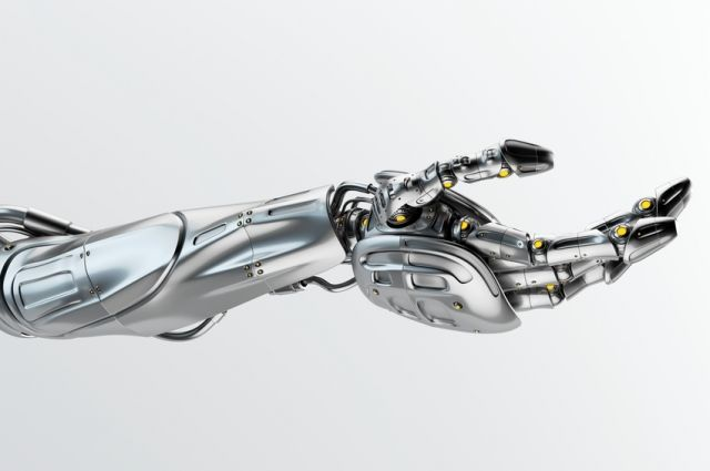 В Швейцарии создали экзоскелет руки, которым можно управлять силой мысли - Real estate