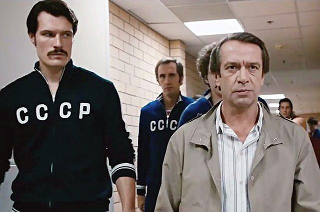 Вдова Кондрашина: «Машков, сыгравший тренера,- единственный, к кому у меня нет претензий».