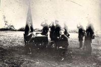 17-й гвардейска стрелковая дивизия была создана в Красноярском крае в 1939 году.