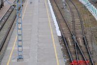 На железной дороге в Калининграде мужчина попал под тепловоз.