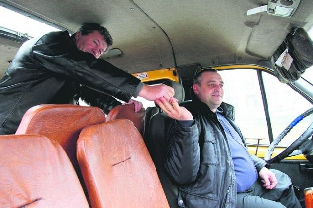 Вкиевских маршрутках подняли тарифы напроезд