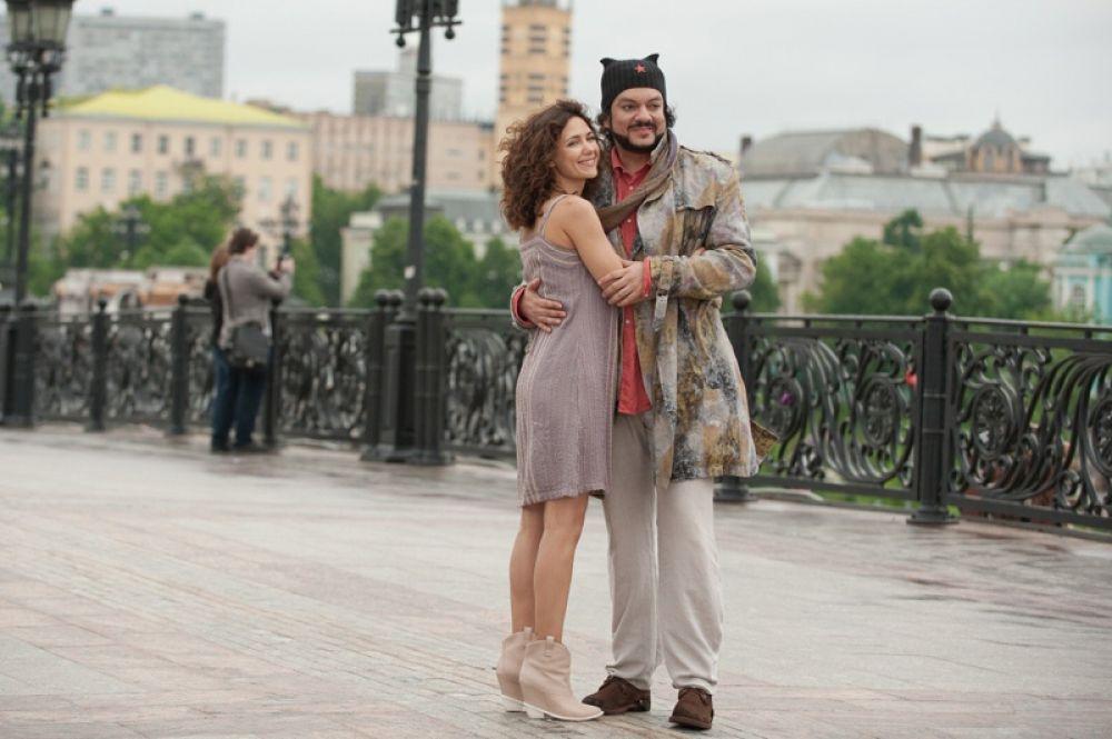 Актриса Екатерина Климова в фильме «Любовь в большом городе 3» (2014).