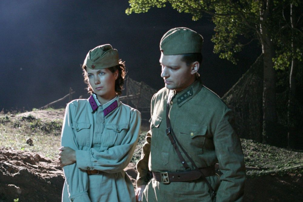 Одной из самых запоминающихся стала роль медсестры Нины Поляковой, сыгранная Климовой в фильмах «Мы из будущего» (2008).