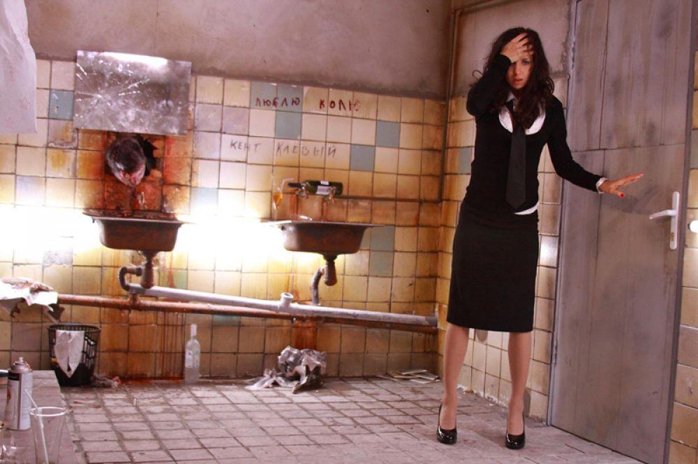 Екатерина Климова в фильме «Антикиллер Д.К: Любовь без памяти» (2009).