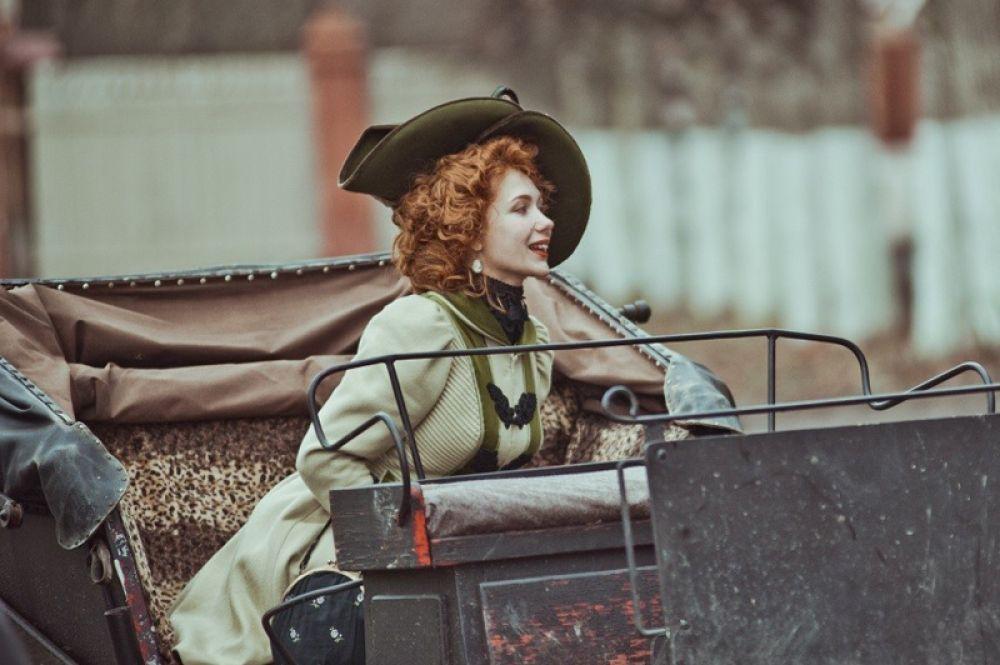 В 2014 году Климова снялась в сериал «Куприн: Поединок» в роли Раисы Петерсон.