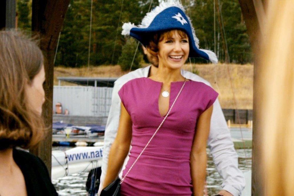 В 2012 году актриса снялась в романтической комедии «Свидание» Юсупа Бахшиева.