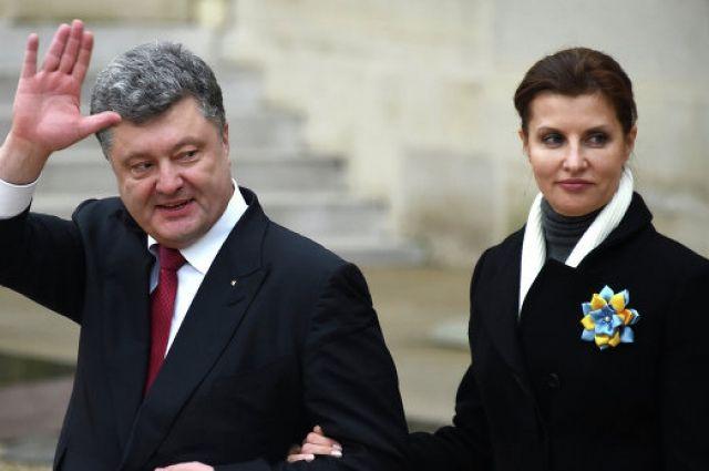 Порошенко похвалил Раду за судебную реформу и закон о Донбассе