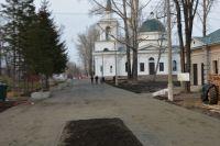 Нагорный парк в Барнауле будут благоустраивать весной