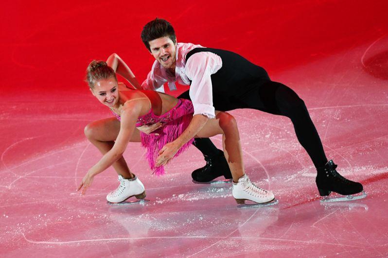Фигурист Иван Букин (танцы на льду, в дуэте с Александрой Степановой).