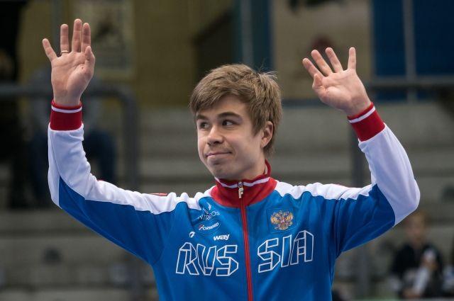 Шорт-трекист Елистратов: Япринял решение поехать наОлимпиаду