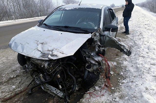 ДТП близ Дубровичей спровоцировал шофёр «КамАЗа»