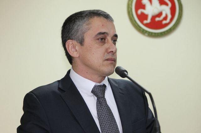 Ильшат Дарземанов стал управляющим исполкома Мамадышского района