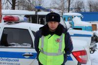 Офицер здраво оценил ситуацию и организовал спасательную операцию.