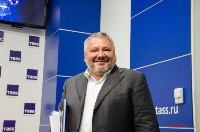 Дмитрий Шевалдин АиФ-Урал