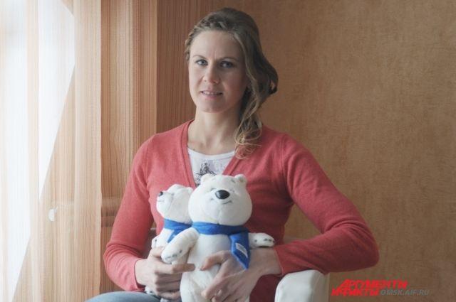 Яна Романова - заслуженный мастер спорта России.