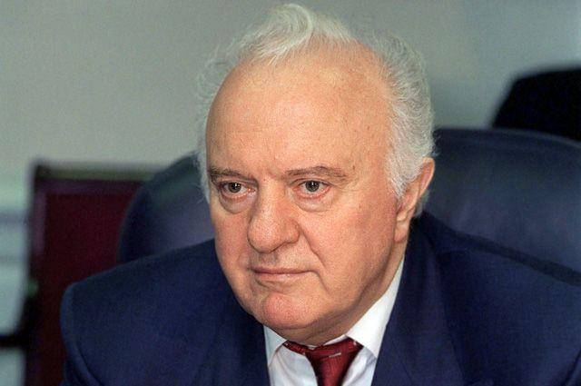 Эдуард Шеварднадзе.