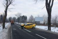 Под Зеленоградском таксист избил своего пассажира, а потом попал в ДТП.