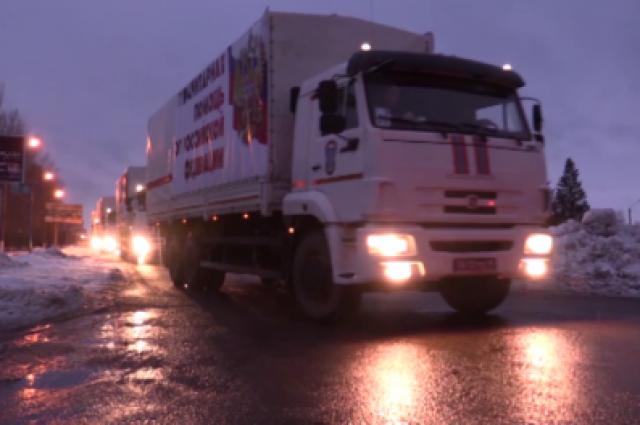 400 тонн гуманитарной помощи вскором времени отправятся детям Донбасса из РФ