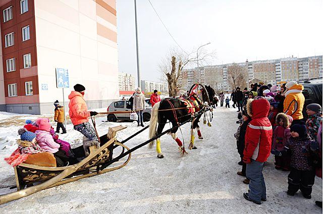 Ялуторовская масленица с трехметровым блином вошла в число событий России