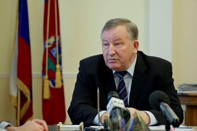 Губернатор Александр Карлин