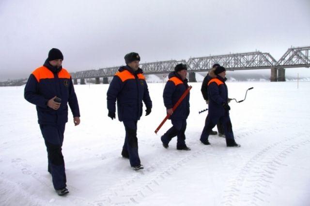 ВТатарстане приостановят работу 2-х ледовых переправ