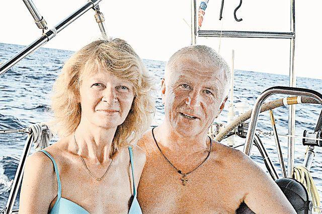 Акулы, рифы и циклон. Михаил и Зоя Колмогоровы обошли на яхте вокруг света