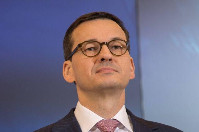 Премьер Польши расскажет Тиллерсону обугрозах «Северного потока-2» для Украинского государства