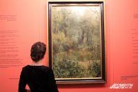 Картина Василия Поленова «Пруд с вётлами» вернулась в Россию спустя 74 года.