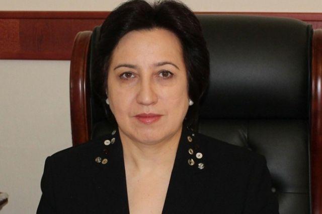 Кандидатура омбудсмена Омаровой предложена напост вице-премьера Дагестана