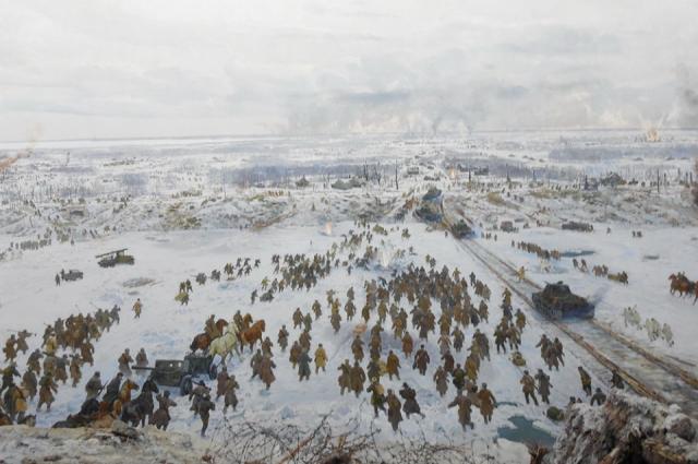 27 января отмечается День полного снятия блокады Ленинграда.
