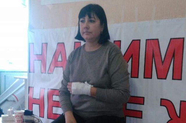 Ильвира Куликова, несмотря на плохое самочувствие, отказалась от госпитализации