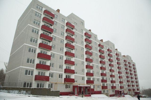 Девятиэтажный дом для сирот создан вВолгограде