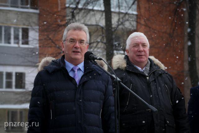 С праздником студентов ПГУ поздравил губернатор.