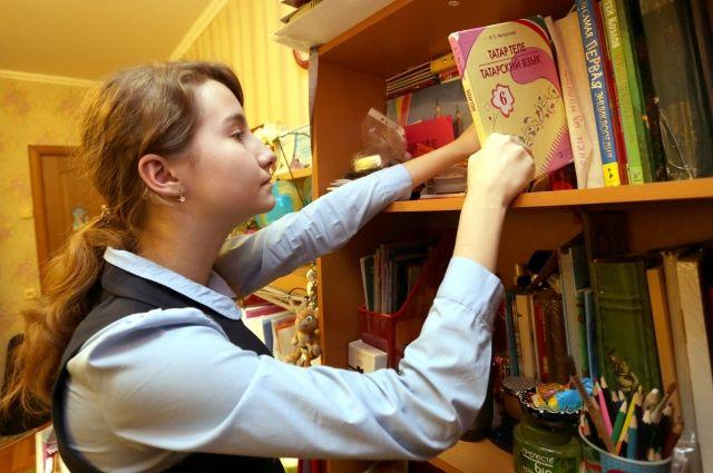 Все больше молодежи читает на татарском языке.