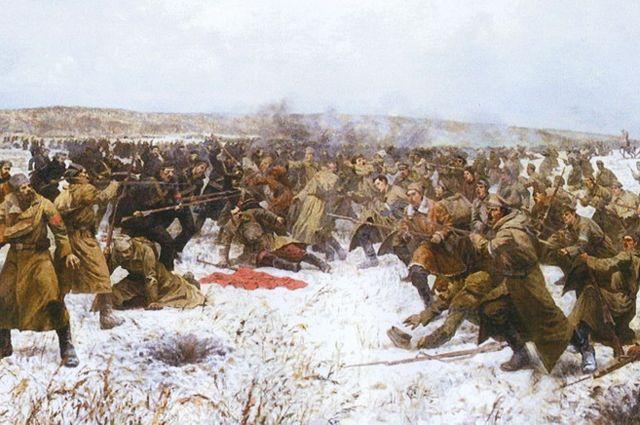 Сражение под Крутами.