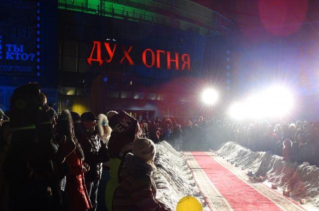 Большое кино приезжает в Ханты-Мансийск уже в шестнадцатый раз.