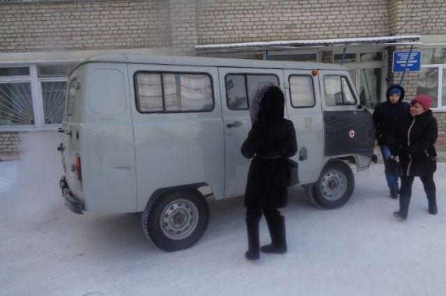 Автопарк Сретенской Центральной районной больницы недавно пополнился новыми автомобилями, в связи с этим появилась возможность одну единицу транспорта использовать  для транспортировки пациентов.