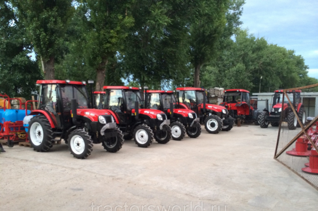 Приоритетный инвестиционный проект: вмоногороде Благовещенск откроется завод попроизводству тракторов