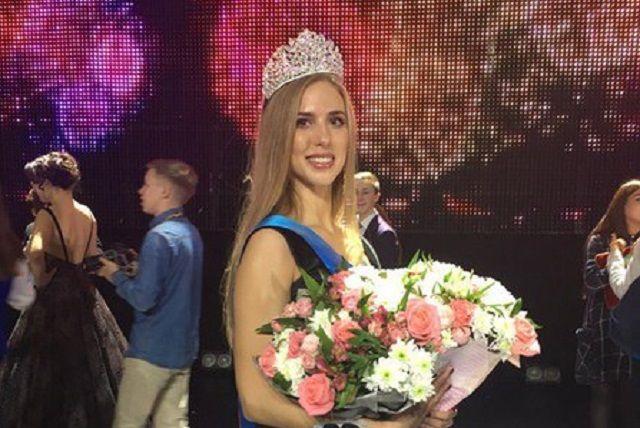Победительница конкурса-фестиваля «Татьяна Поволжья-2018».
