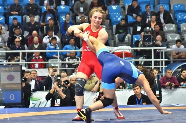 Красноярка принесла в копилку сборной страны серебро.