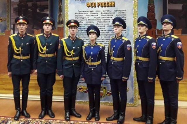 Ставропольским юнармейцам вручили вКремле благодарственные письма