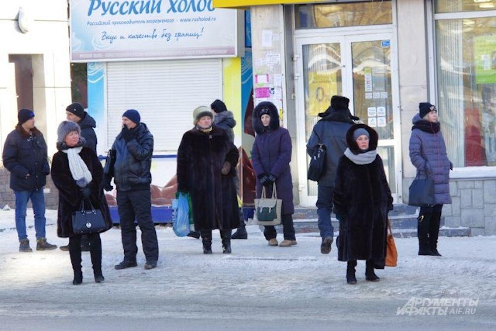 Похолодание в регион принес холодный антициклон из северных районов Сибири.