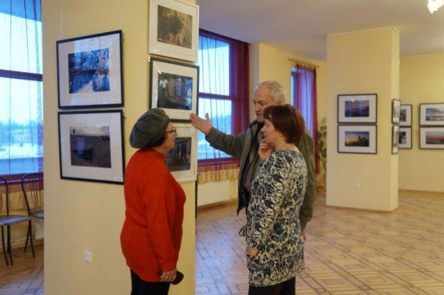 Фотовыставка в Ялуторовске