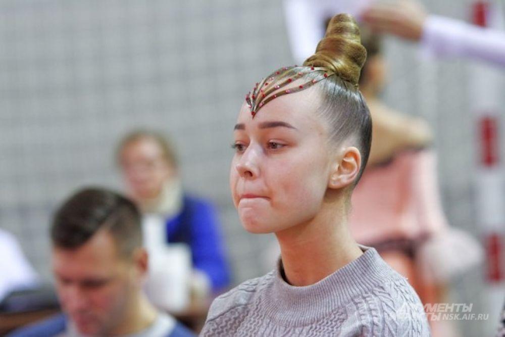 Образ для соревнований придумывали так же тщательно, как и хореографию.