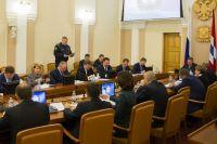 В правительстве региона обсудили вопросы обеспечения населения бытовым газом.