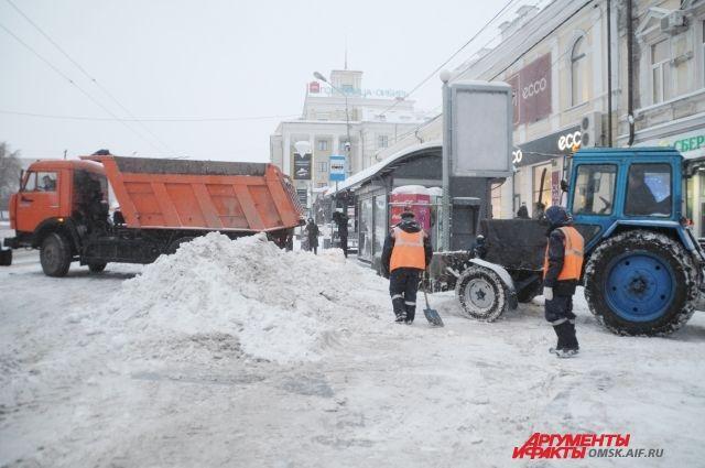 Чиновники планируют купить новую снегоуборочную технику.
