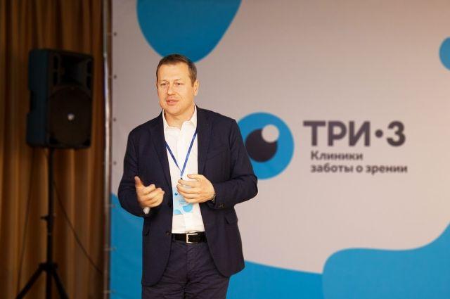 Генеральный директор группы компаний «Три-З» Алексей Маныч