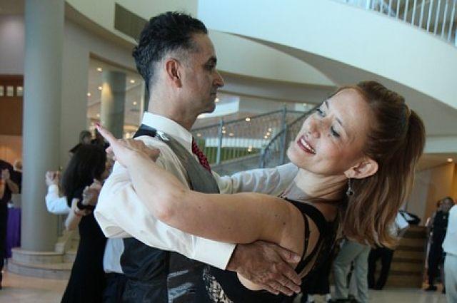 Танцоры Тюмени успешно выступили на международном турнире