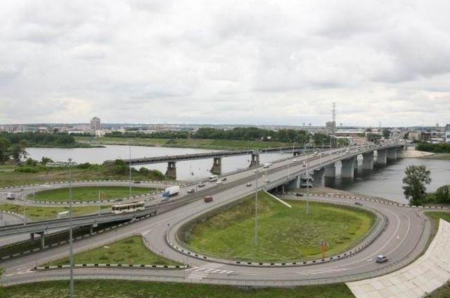 В 2018 году в Кемерове отремонтируют Кузнецкий мост.