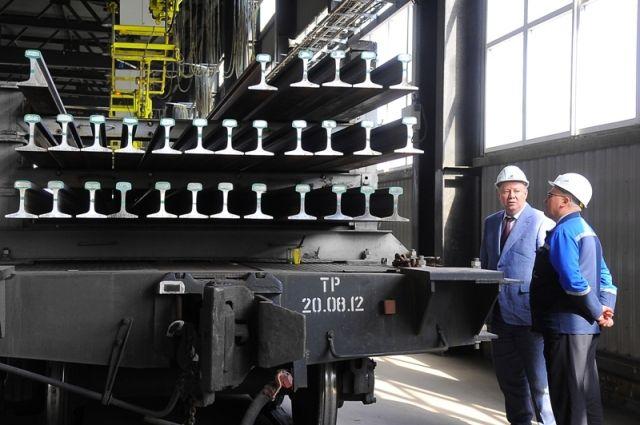Комбинат вкладывает много средств в мадернизацию оборудования - как производственного, так и экологического.